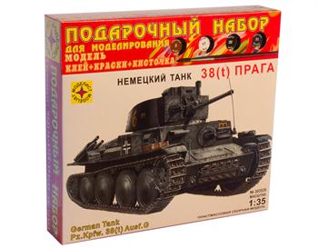 "Подарочный набор 38(T) ""Прага"" (1:35)"