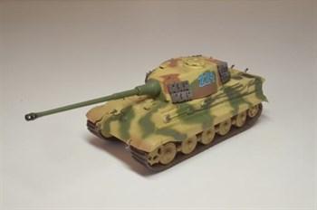 "Танк  ""Тигр"" II SS Pz.Abt.501(башня Хеншель) (1:72)"
