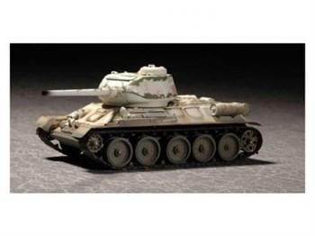 Танк  Т-34/85, зимний камуфляж (1:72)