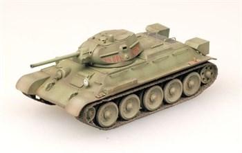 Танк Т-34/76, мод. 1942г. (1:72)