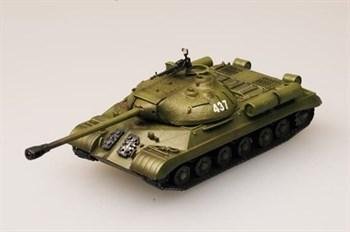 Танк  USSR JS-3/3M heavy tank chinese border 1972  (1:72)