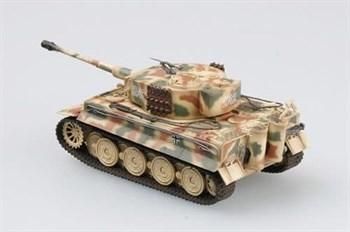 Танк  Tiger I (поздний), SS sPzAbt.102, Нормандия, 1944 г. (1:72)