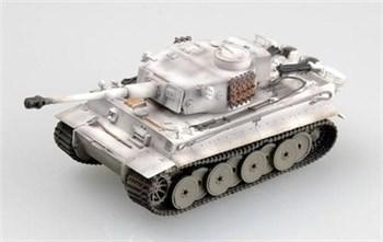 Танк Tiger I ранний, Харьков, 1943г. (1:72)