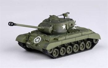 """Танк  M26 """"Першинг"""" (1:72)"""