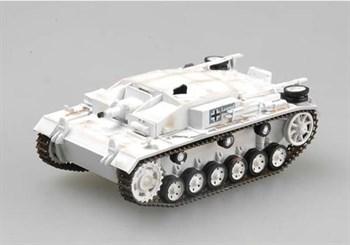 САУ StuG III Ausf.E, Россия, зима 1942/43гг. (1:72)