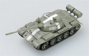 Танк  Т-55 в Праге 1968 г. (1:72)