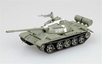 Танк  Т-54 в Праге 1968 г. (1:72)