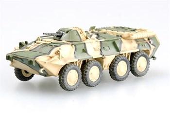 БТР-80 (СССР) гвардейский в бою (1:72)