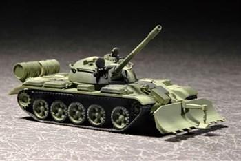 Танк  Т-55 с БТУ-55  (1:72)