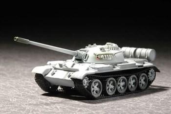 Танк  Т-55 (1:72)