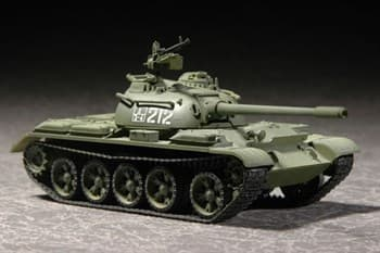 Танк  Т-54Б (1:72)