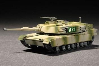 """Танк  М1А2 """"Абрамс"""" (1:72)"""