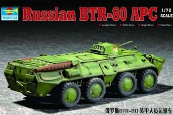 Советский БТР-80 АПЦ (1:72)
