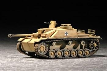"""САУ """"Штурмгешютц"""" III Ausf.G (1:72)"""