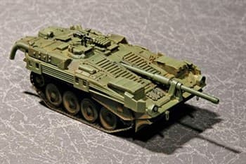 Танк  Strv 103B (1:72)