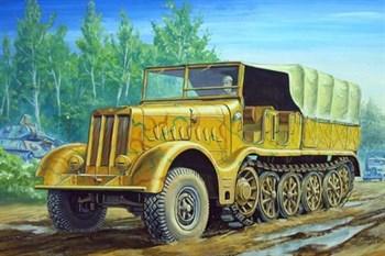 18-тонный транспортер FAMO Sd Kfz 9 (1:72)