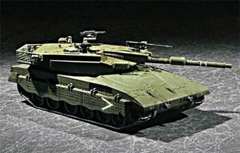 Танк  Israel Merkava Mk.III Baz MBT (1:72)