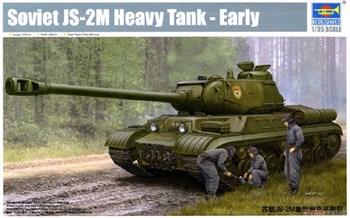 Танк Советский Ис-2м (1:35)