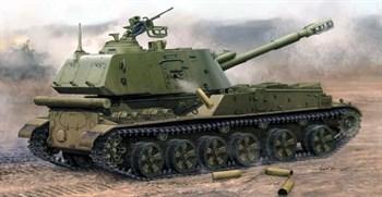 """152-мм САУ 2С3 """"Акация"""" поздний выпуск (1:35)"""