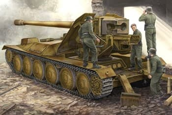 "САУ  ""Крупп"" 128-мм Pak44 (1:35)"