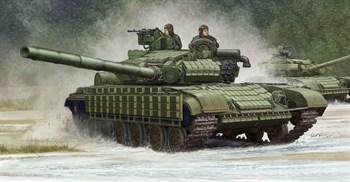 Танк  Т-64БВ мод. 1985 (1:35)