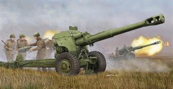 152-мм пушка-гаубица Д-20 (1:35)