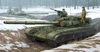 Танк  Т-64Б мод. 1975 (1:35)