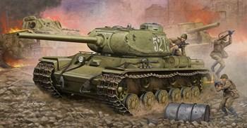 Танк  КВ-85 (1:35)