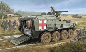 """Американский  БТР  M1133 """"Страйкер""""  MEV (1:35)"""