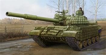Танк  Т-62 с динамической защитой мод.1972 (1:35)