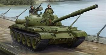 Танк советский средний Т-62 мод.1975 +КТД2 (1:35)