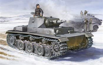 Танк  VK3001(H) (1:35)