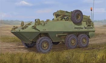 Бронетранспортер  Canadian Husky 6x6 APC (Improved Version) (1:35)