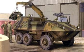 Бронетранспортер  Canadian Husky 6x6 APC (1:35)