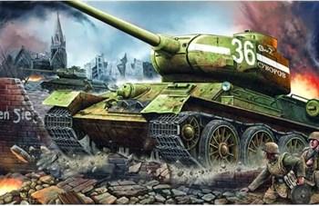Soviet T-34/85 Model 1944 Factory No. 183  (1:16)