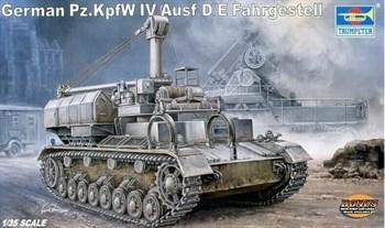 Транспортер Pz Kpfw Iv Ausf D/E (1:35)