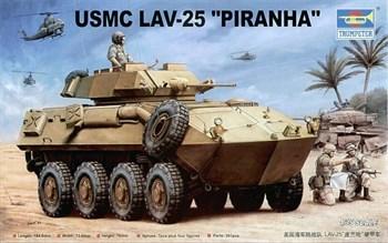 "БТР LAV-25 ""Пиранья"" USMC (1:35)"