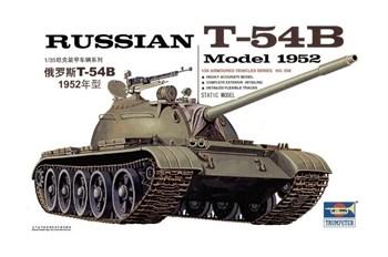 Танк Т-54В (1:35)