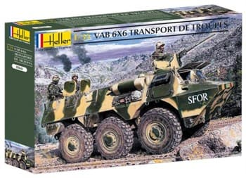 Танк  VAB 6x6 (1:35)