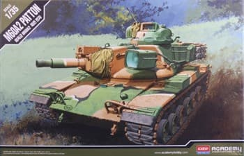 Танк  US ARMY M60A2  (1:35)