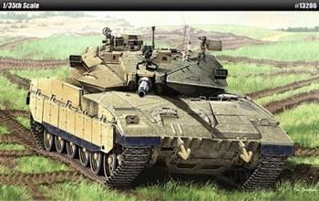 Танк  MERKAVA Mk.IID (1:35)