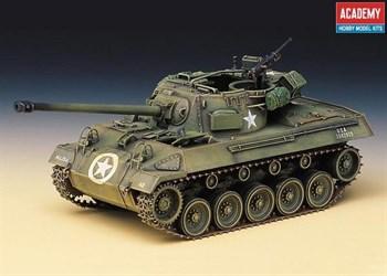 САУ  M18 Hellcat (1:35)