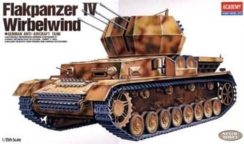 Flakpanzer Iv Wirbelwind (1:35)