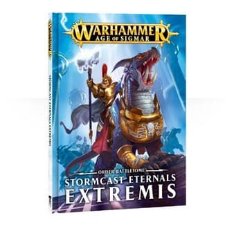 Battletome: Stormcast Eternals Extremis (hardback)
