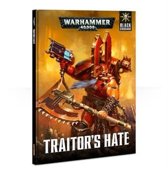 Traitor's Hate (Hb) (English)