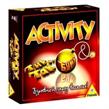 Купите настольную игру Activity + Тик Так Бум в интернет-магазине Лавка Орка. Доставка по РФ от 3 дней