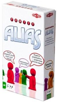 Компактная игра: Alias Для Всей Семьи