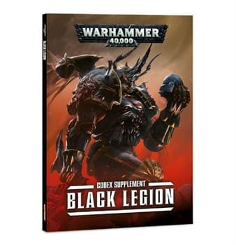 Codex Supplement: Black Legion (Eng)