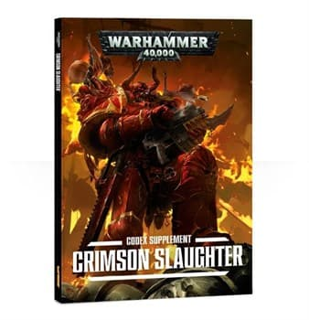 Codex Supplement:Crimson Slaughter (Eng)