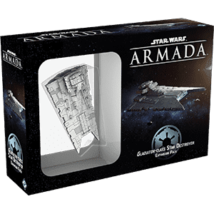 STAR WARS: ARMADA - GLADIATOR-CLASS DESTROYER EXPANSION PACK - EN